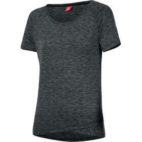 Löffler Raingle Fahrrad T-Shirt Damen grau